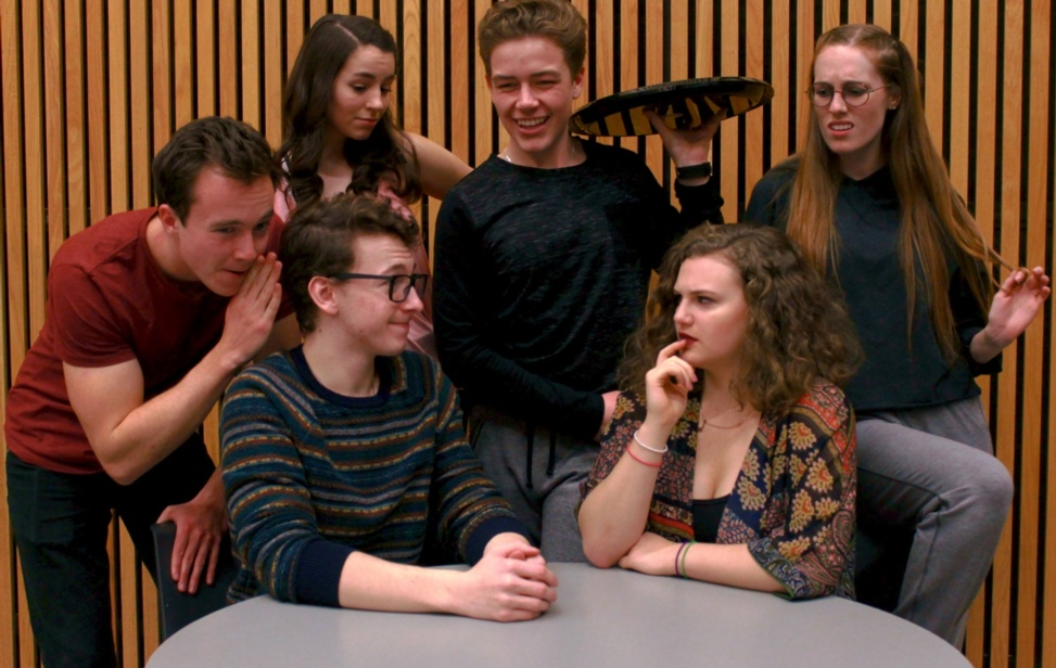 "King's Players Theatre Company's Winter Musical ""First Date"" Is A Date To Mark On Your Calendars"