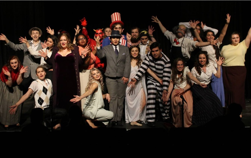"King's Players production of ""Reefer Madness"" deserves high reviews."